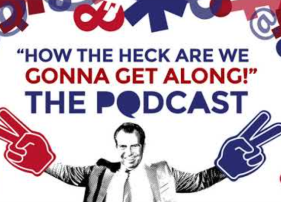 "Politicon and IHeart team up for ""How Are We Gonna Get Along"", from KMG Utopia Studios"